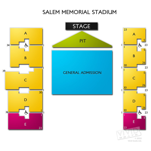 Salem Memorial Stadium