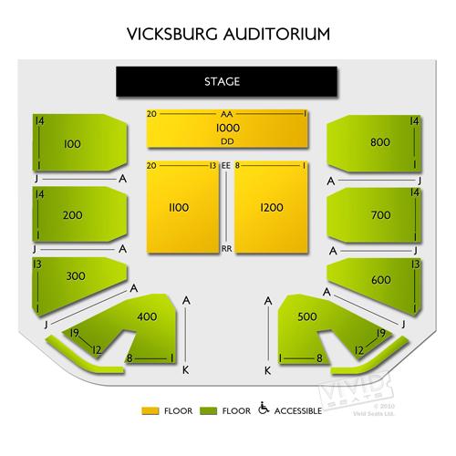 Vicksburg Auditorium
