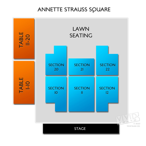 Annette Strauss Square