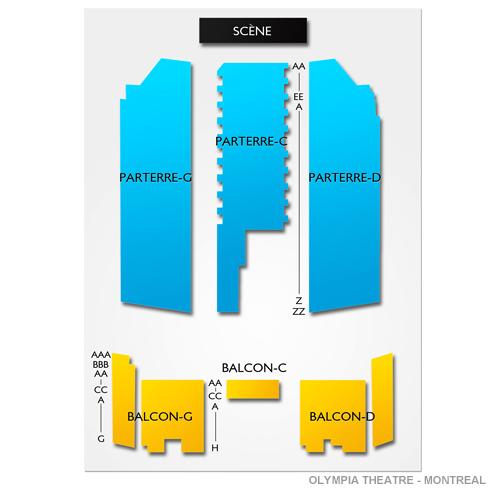 Olympia Theatre - Montreal