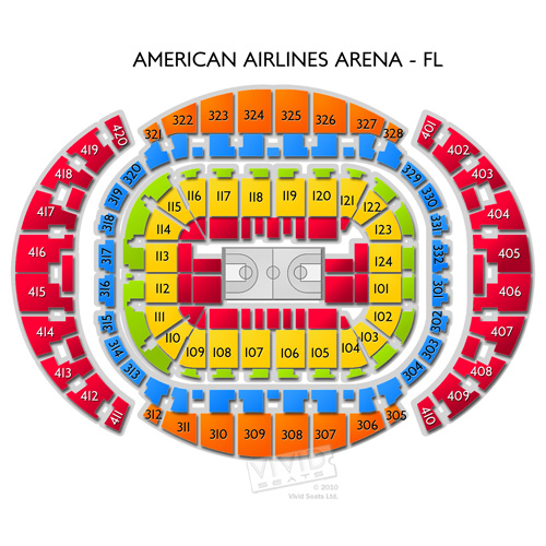 American Airlines Arena - FL