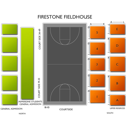 Firestone Fieldhouse