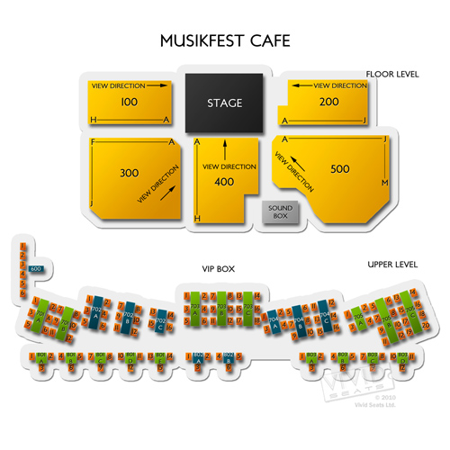 Musikfest Cafe