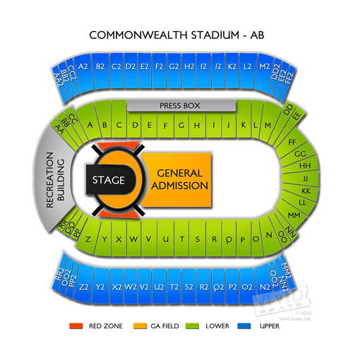 Commonwealth Stadium - AB