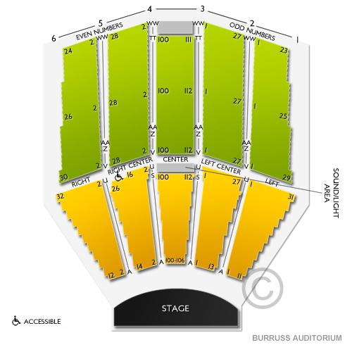 Burruss Auditorium