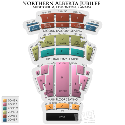 Northern Alberta Jubilee Auditorium