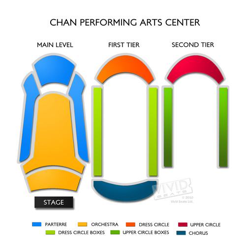 Chan Performing Arts Center