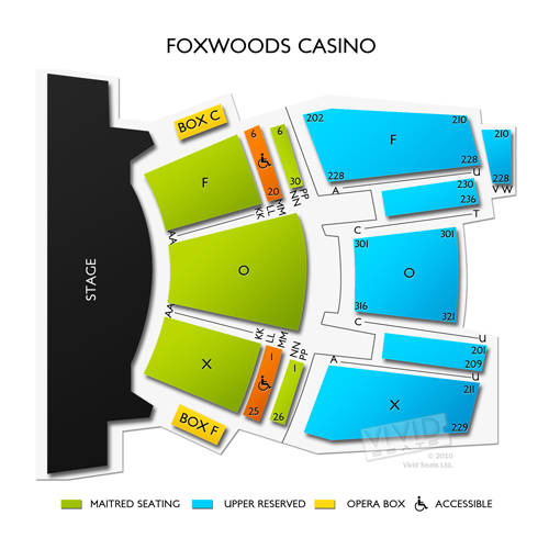 Foxwoods casino ct entertainment