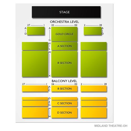 Midland Theatre-OH