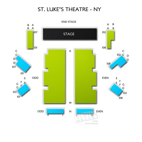 St. Lukes Theatre