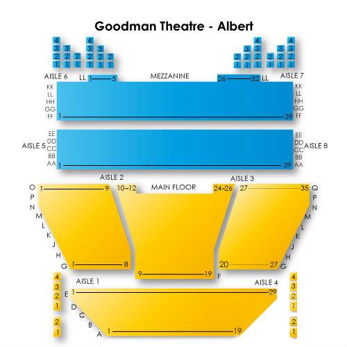 Goodman Theatre - Albert