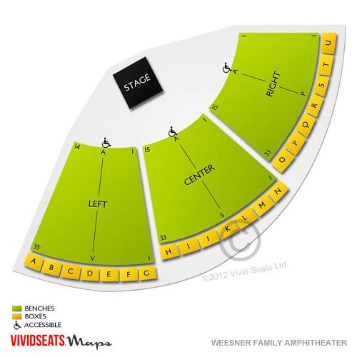 Weesner Family Amphitheater