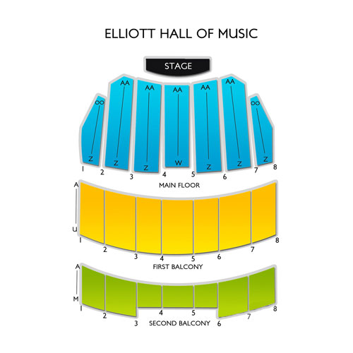 Elliott Hall Of Music