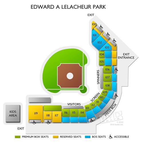 Edward A LeLacheur Park