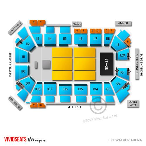 L.C. Walker Arena