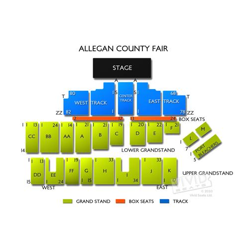 Allegan County Fair