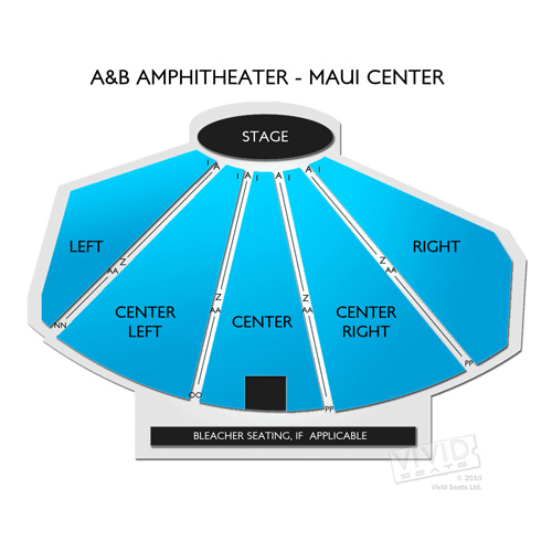 A&B Amphitheater - Maui Center