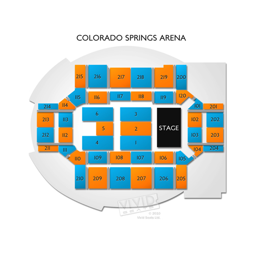 Colorado Springs Arena