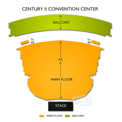 Century II Convention Center