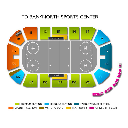 TD Banknorth Sports Center