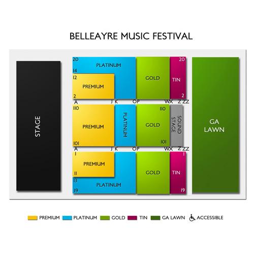 Belleayre Music Festival