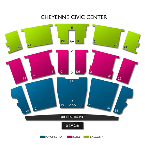 Cheyenne Civic Center