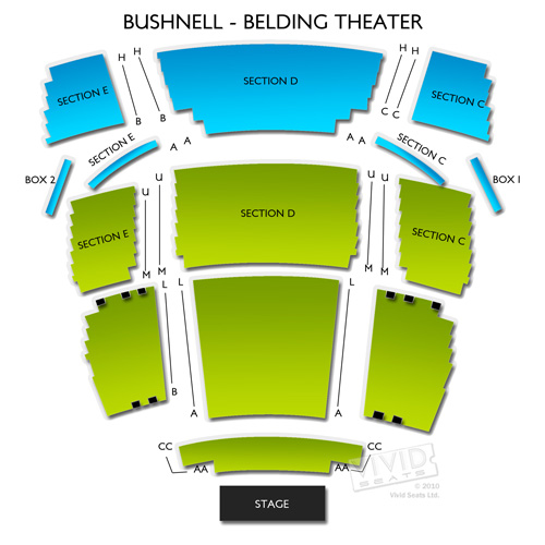 Belding Theater at The Bushnell
