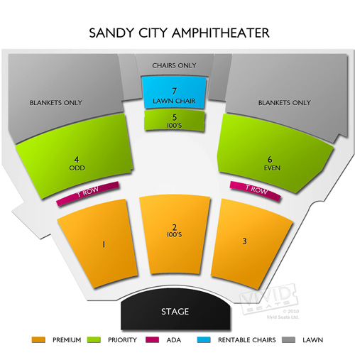Sandy City Amphitheater