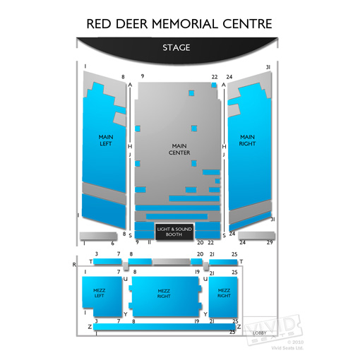 Red Deer Memorial Centre
