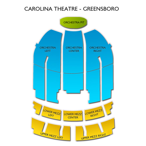 Carolina Theatre - Greensboro