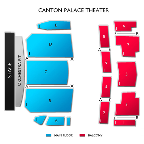 Canton Palace Theater