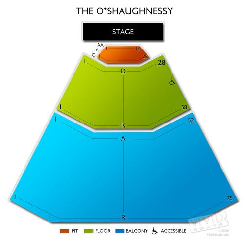 O'Shaughnessy Auditorium