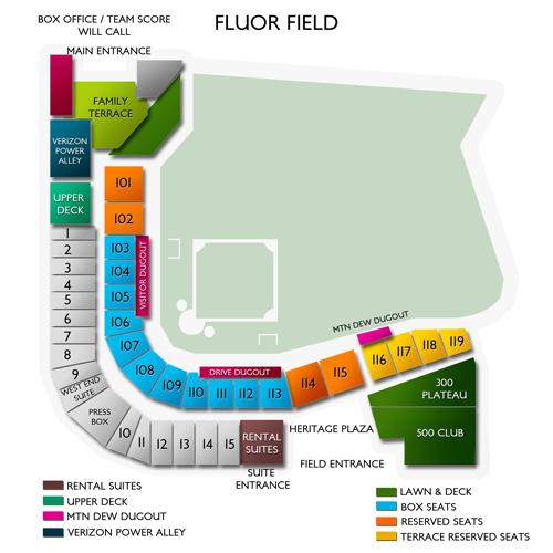 Fluor Field