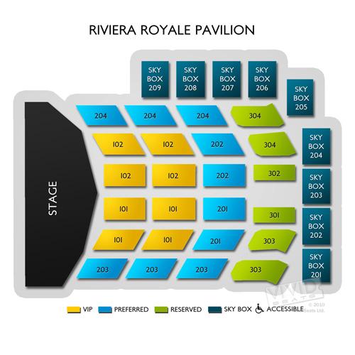 Riviera Royale Pavilion
