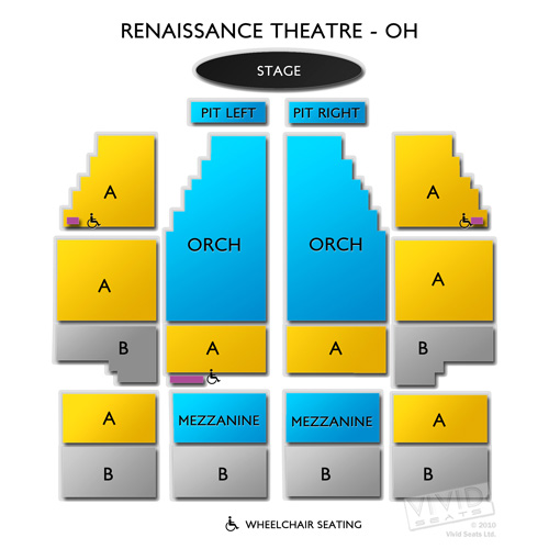 Renaissance Theatre - OH