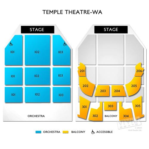 Temple Theatre-WA