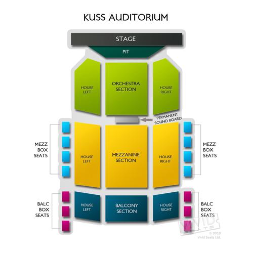 Kuss Auditorium