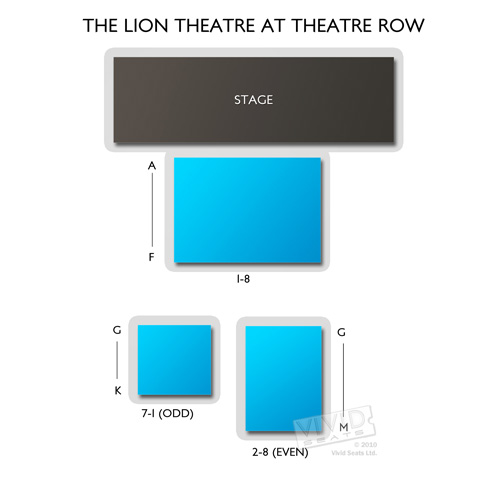 The Lion Theatre at Theatre Row