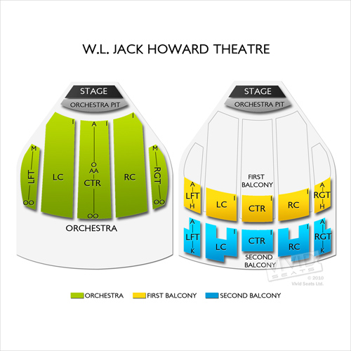 W.L. Jack Howard Theatre