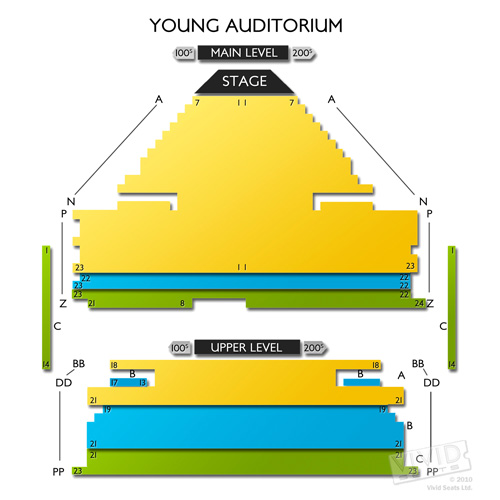 Young Auditorium