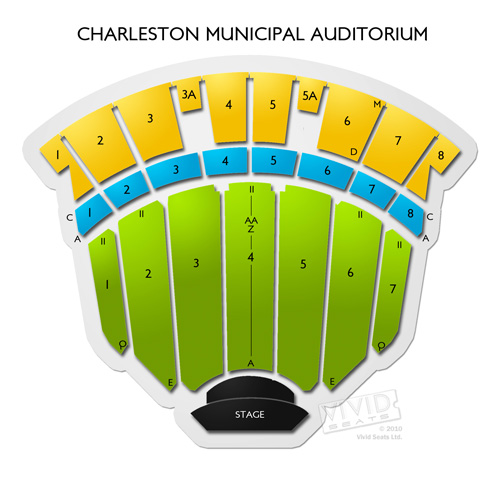 Charleston Municipal Auditorium