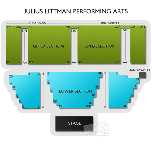 Julius Littman Performing Arts