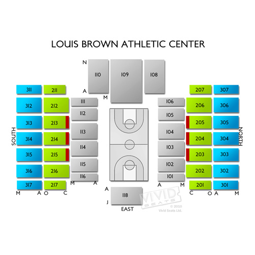 Louis Brown Athletic Center