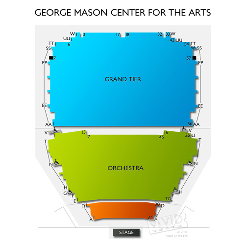 George Mason Center For The Arts