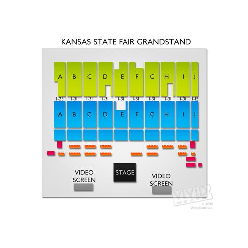 Kansas State Fair Grandstand