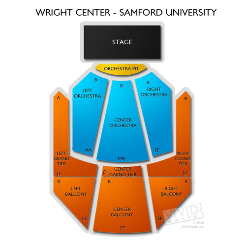 Wright Center - Samford University