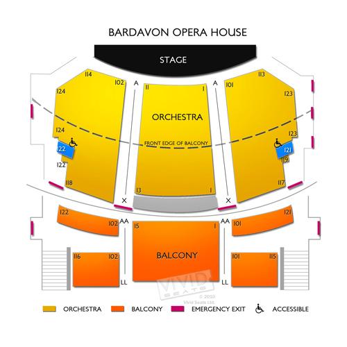 Bardavon Opera House