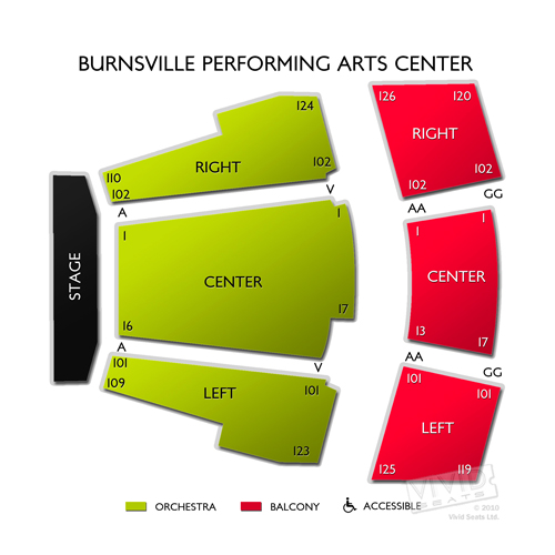 Burnsville Performing Arts Center