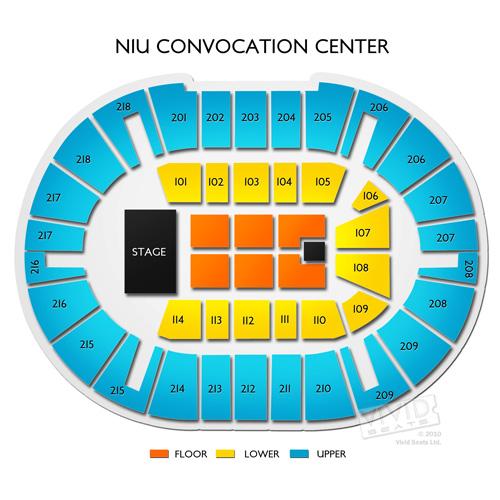 NIU Convocation Center