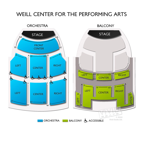 Weill Center for the Performing Arts